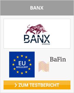 BANX Depotwechsel