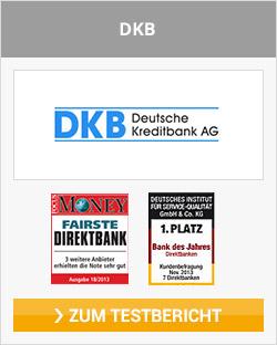 DKB ETF Kosten