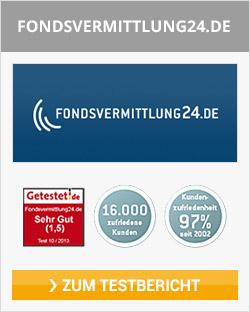 Fondsvermittlung24.de ETF Kosten