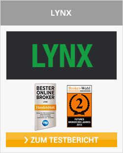 LYNX Depot eröffnen