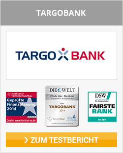 Targobank Depot eröffnen
