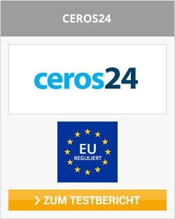 Ceros24 Depotwechsel