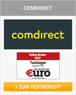 ETF Sparplan Comdirect