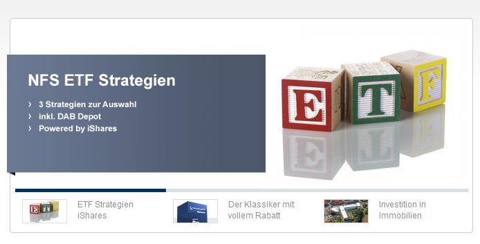 ETF Strategien mit Fondsvermittlung24.de