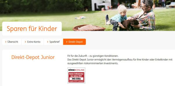 Ing Junior Depot