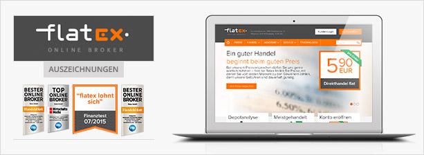 flatex ETF Erfahrungen