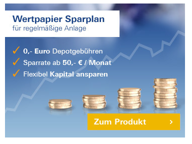 Sparplanangebot von maxblue