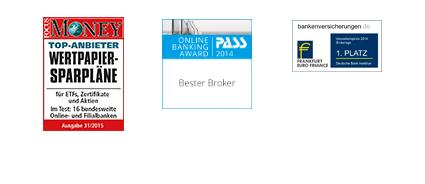 Auszeichnungen von maxblue