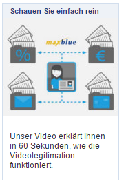 maxblue Videolegitimation
