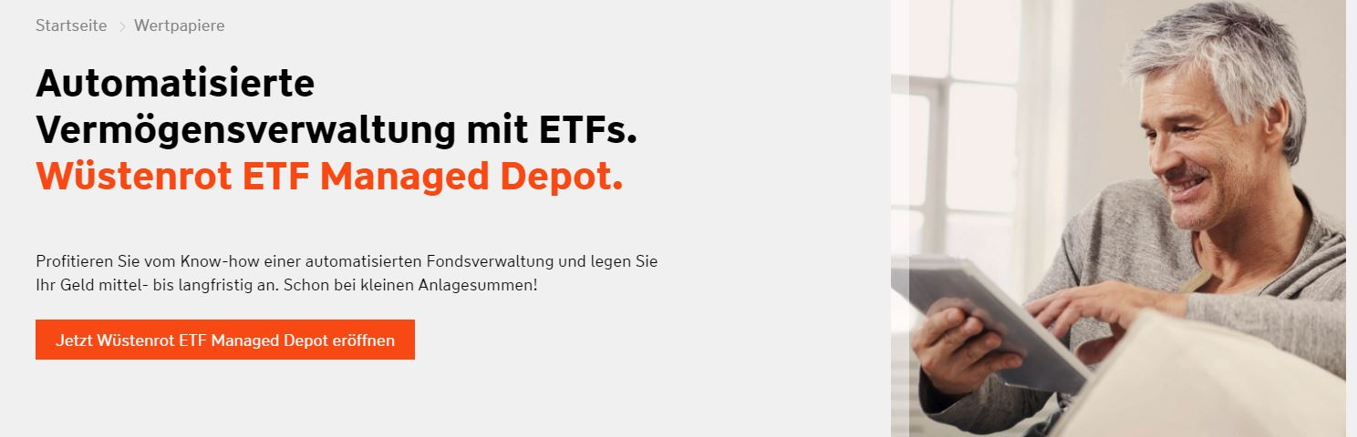 Wüstenrot Managed ETF