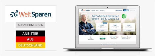 WeltSparen Erfahrungen von ETFs.de