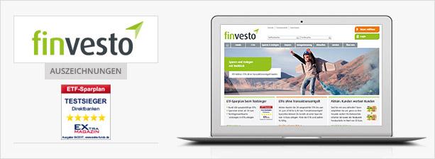 Finvesto ETF Erfahrungen von ETFs.de