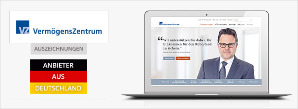 Vermögenszentrum Erfahrungen von ETFs.de