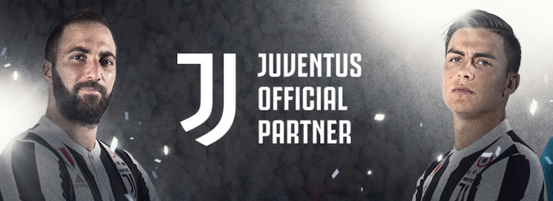 24option Juventus Turin Partnerschaft