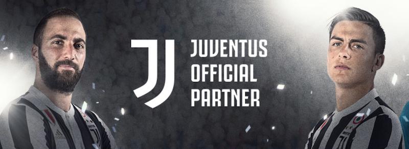 24option Juventus Turin Partnerschaft