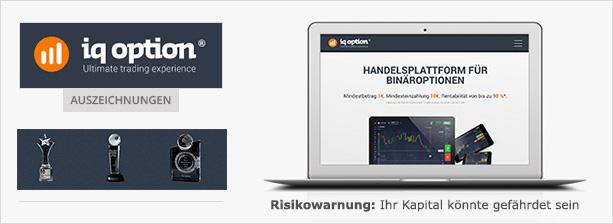 IQ Option Krypto Erfahrungen von ETFs.de