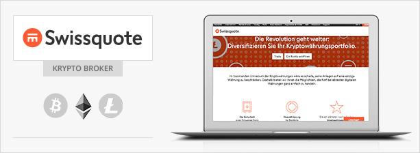 Swissquote Krypto Erfahrungen von ETFs.de