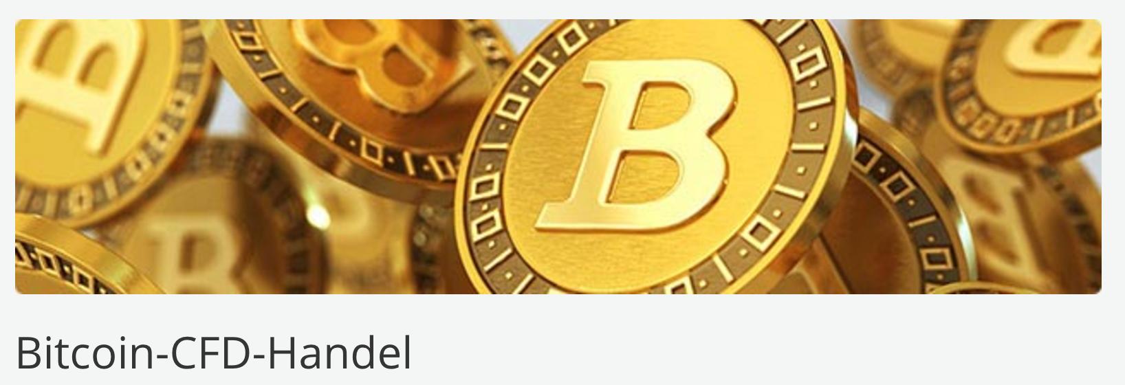 AvaTrade Bitcoins CFD Handel