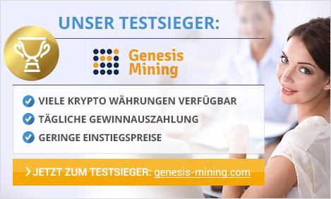 Mining Anbieter Vergleich von ETFs.de