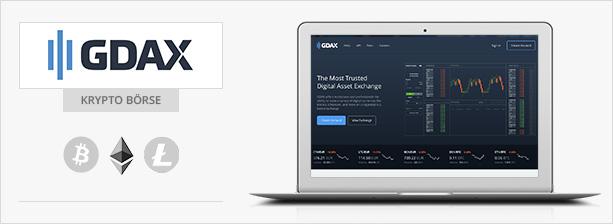 GDAX Erfahrungen von ETFs.de