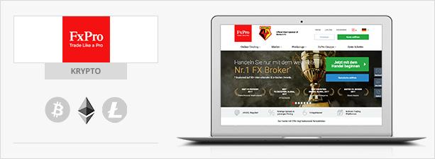 FxPro Anbieterbox