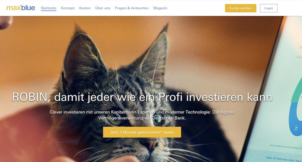 ROBIN Webseite