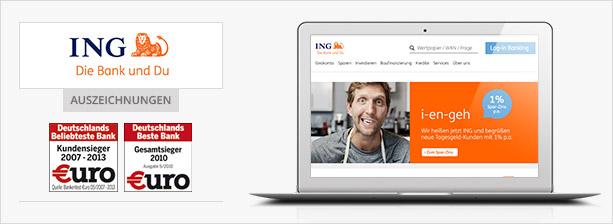 ING-DiBa ETF Erfahrungen von ETFs.de